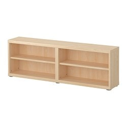 BESTÅ shelf unit/height extension unit Width: 120 cm Depth: 20 cm Height: 38 cm