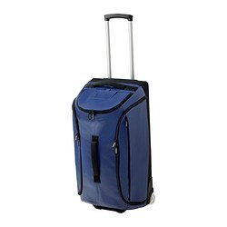 UPPTÄCKA duffle bag on wheels Length: 34 cm Width: 37 cm Height: 75 cm