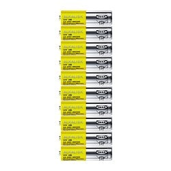 ALKALISK battery alkaline Package quantity: 10 pack