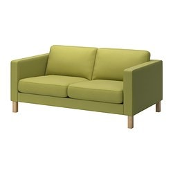 KARLSTAD cover two-seat sofa