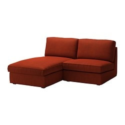 KIVIK one-seat section with chaise longue Width: 180 cm Depth: 163 cm Height: 83 cm