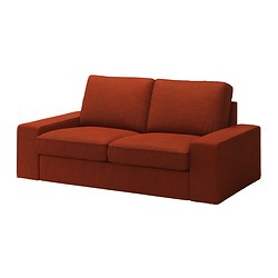 KIVIK cover two-seat sofa
