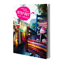 HÅLLÖ - STEP IN. STEP OUT! book