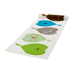 JONELLA chemin de table, multicolore Longueur: 140 cm Largeur: 40 cm