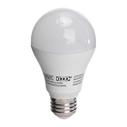 LEDARE LED bulb E26, globe opal white Luminous flux: 400 lm Power: 8.5 W Luminous flux: 400 lm Power: 8.5 W