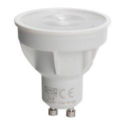 LEDARE LED bulb GU10 Luminous flux: 150 lm Power: 3.4 W