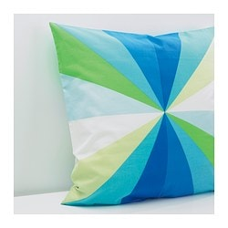 SPRINGKORN pillowcase, assorted patterns Length: 65 cm Width: 65 cm
