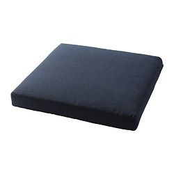 HÅLLÖ cushion Depth: 62 cm Thickness: 8 cm