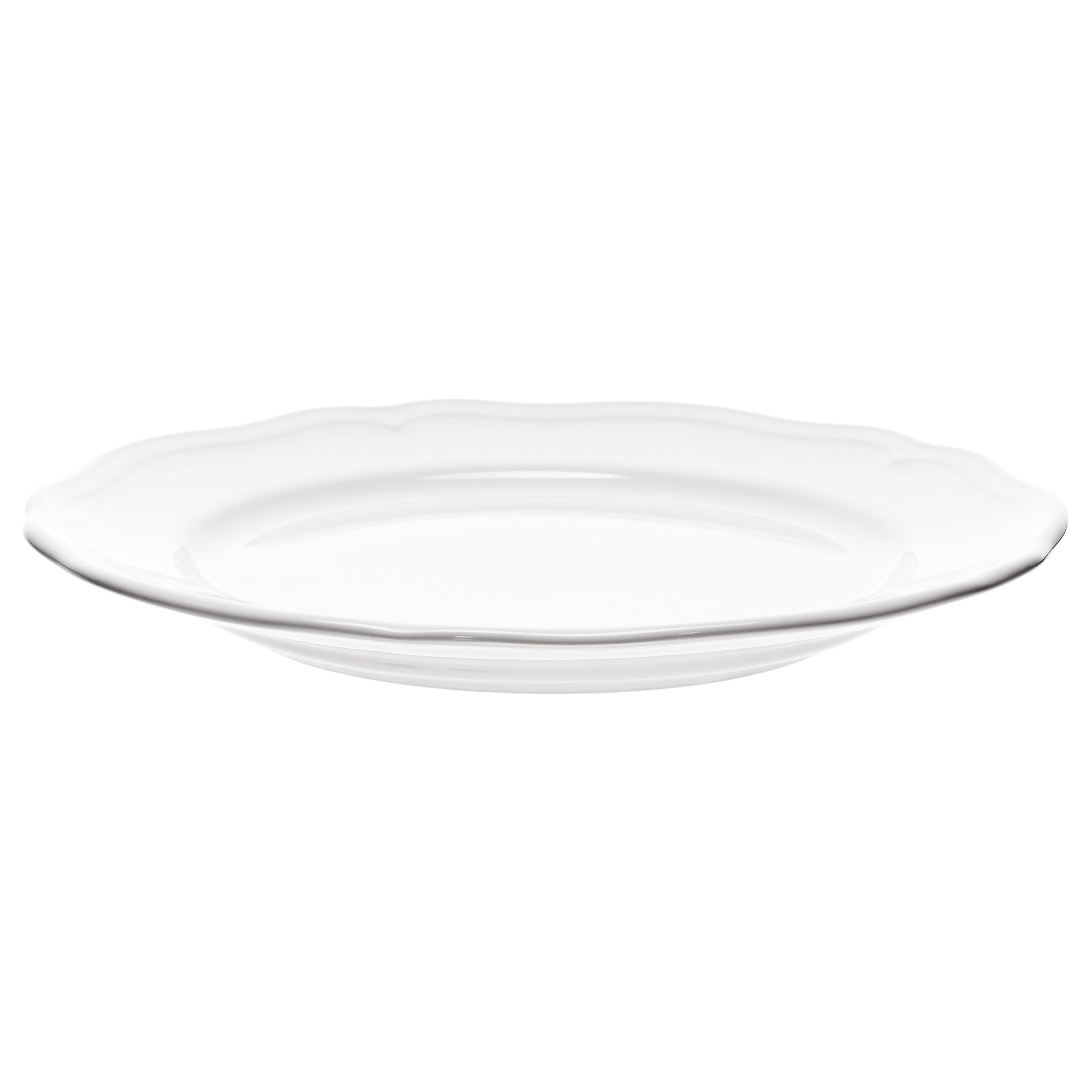 ARV side plate  white  Plate