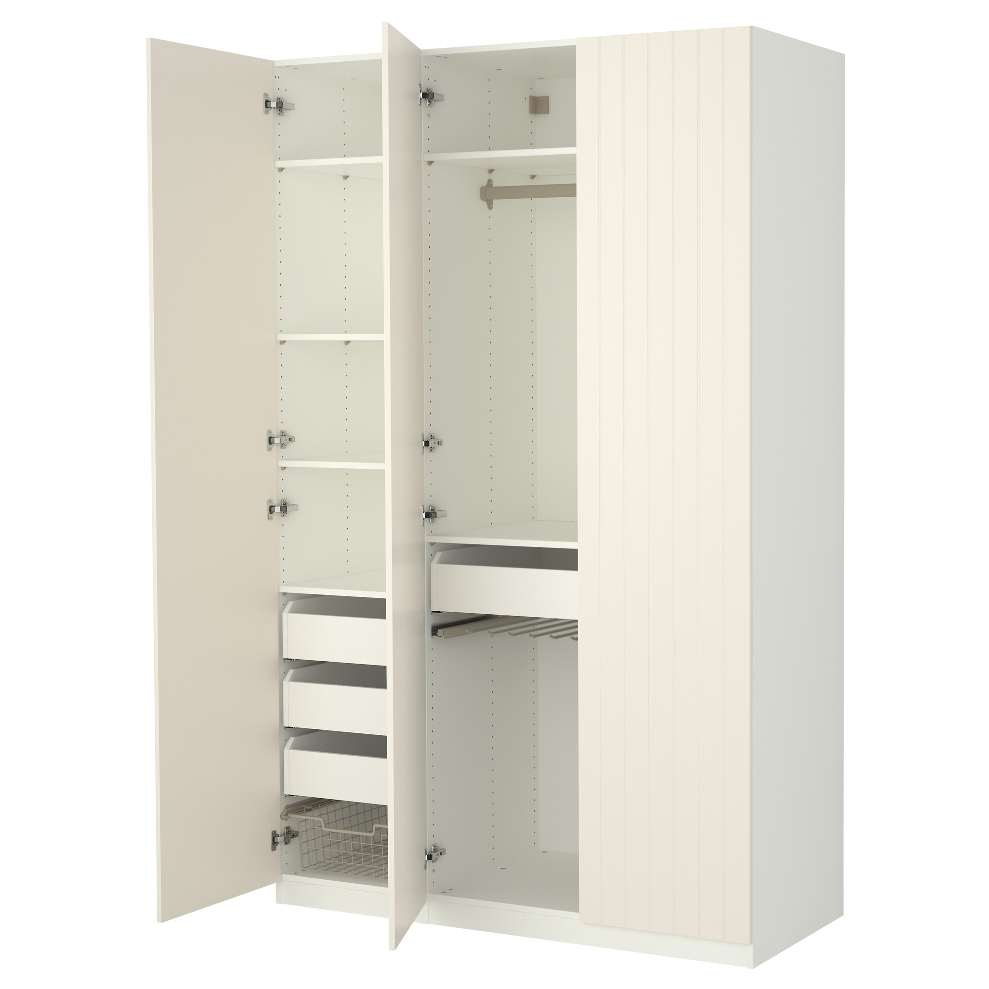 Image Result For Freestanding Closet System