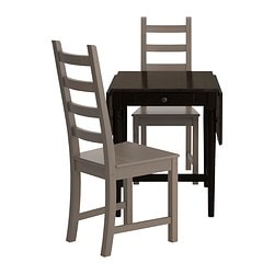 INGATORP/ KAUSTBY table and 2 chairs