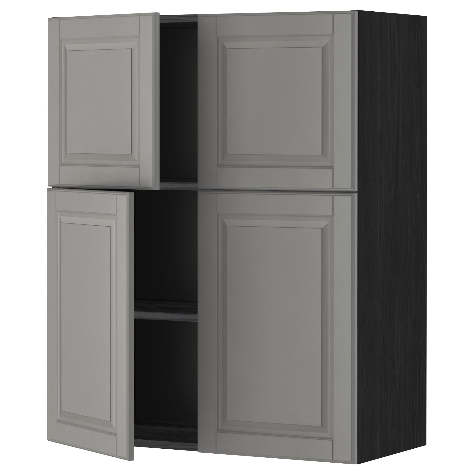 Double Swinging Kitchen Doors Kitchen Wall Cabinets Cupboards Ikea