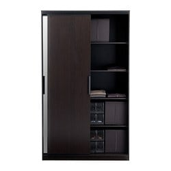 ikea kvikne garderob med 2 skjutd rrar berlin sovrum pinterest sliding doors ikea. Black Bedroom Furniture Sets. Home Design Ideas