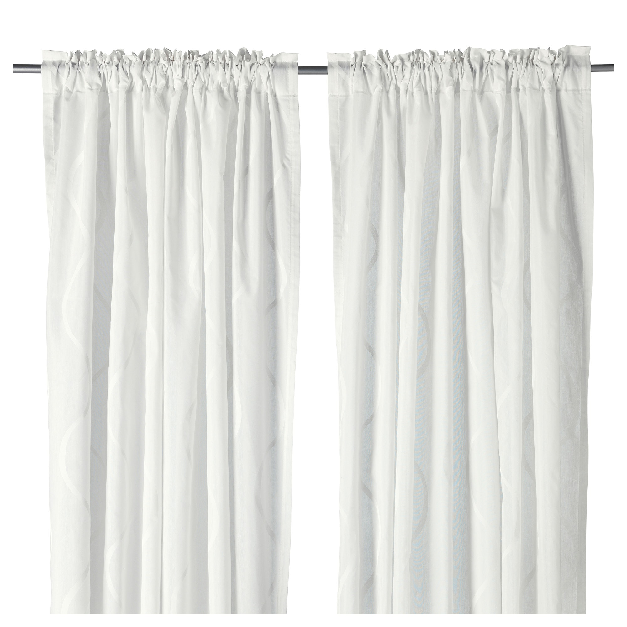 HILLMARI Curtains, 1 Pair   IKEA