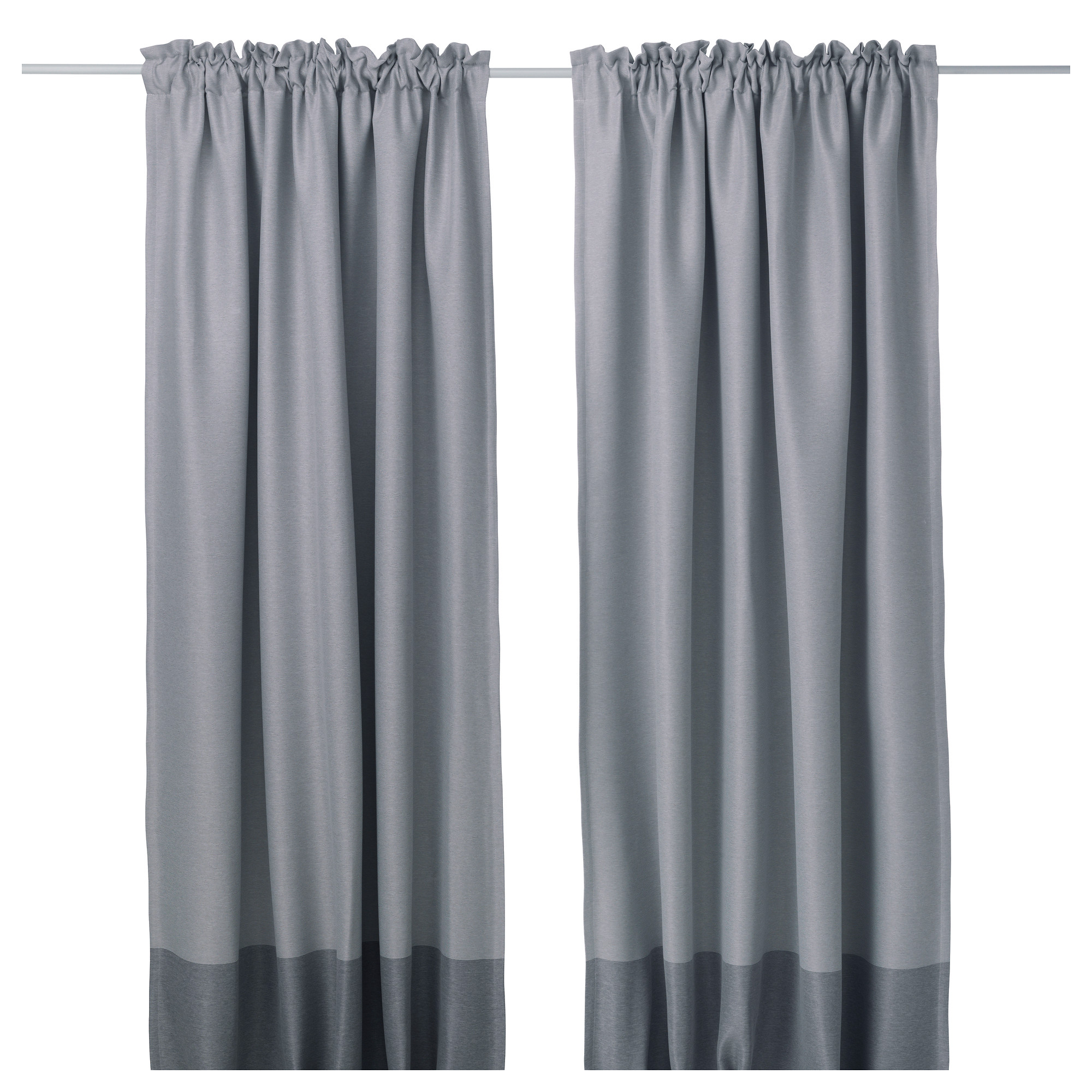 MARJUN Blackout Curtains, 1 Pair   IKEA