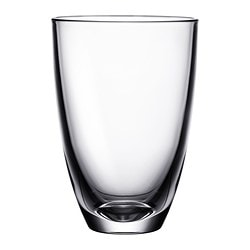 RÄTTVIK glass, clear glass Height: 13 cm Volume: 35 cl