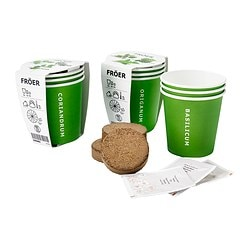 FRÖER growing set, assorted Package quantity: 3 pack