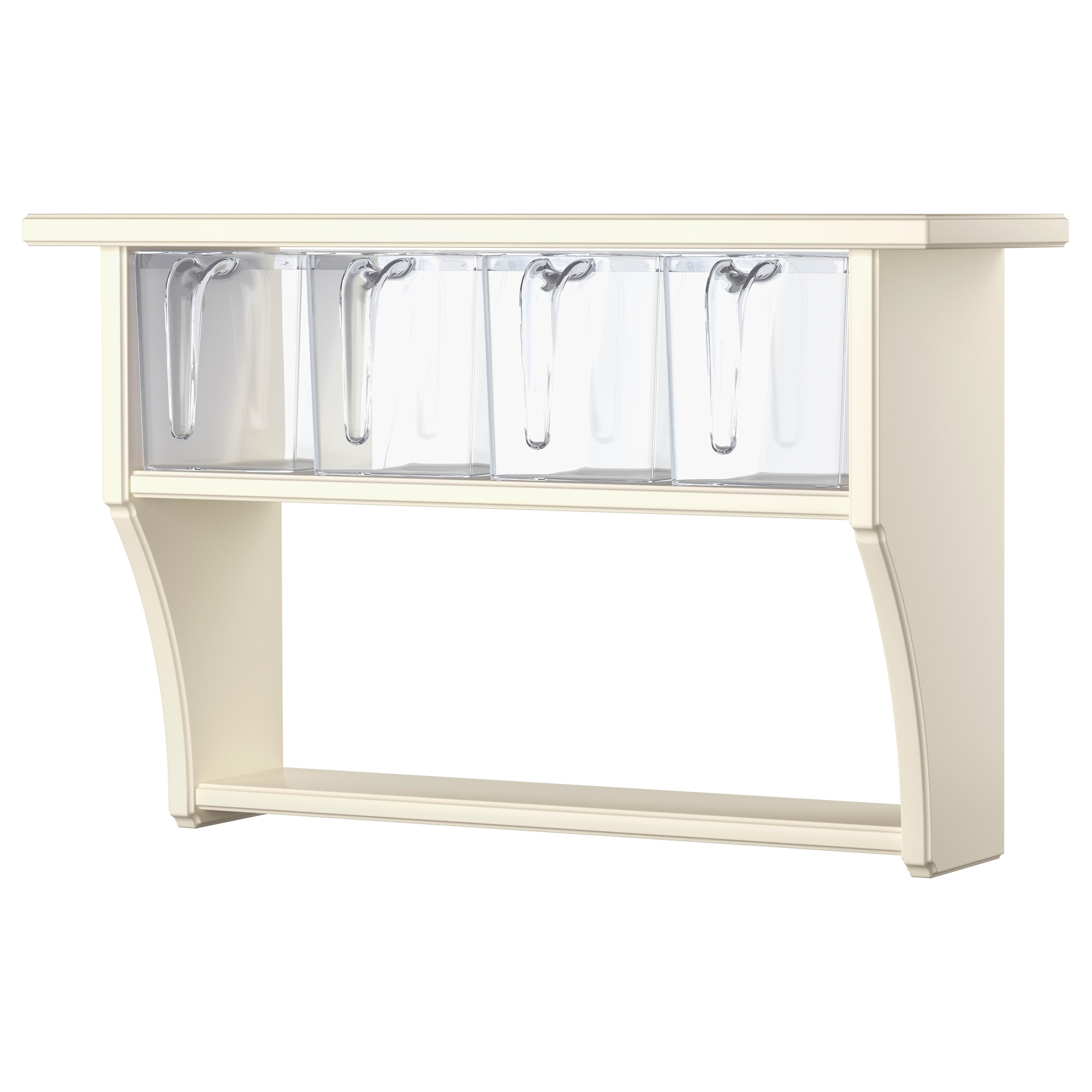 stenstorp wall shelf with drawers ikea - Wall Mounted Kitchen Shelf