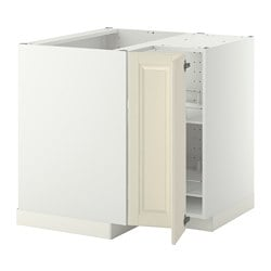 METOD Corner base cabinet with carousel JD 220