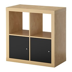 EXPEDIT storage combination Width: 79 cm Height: 79 cm