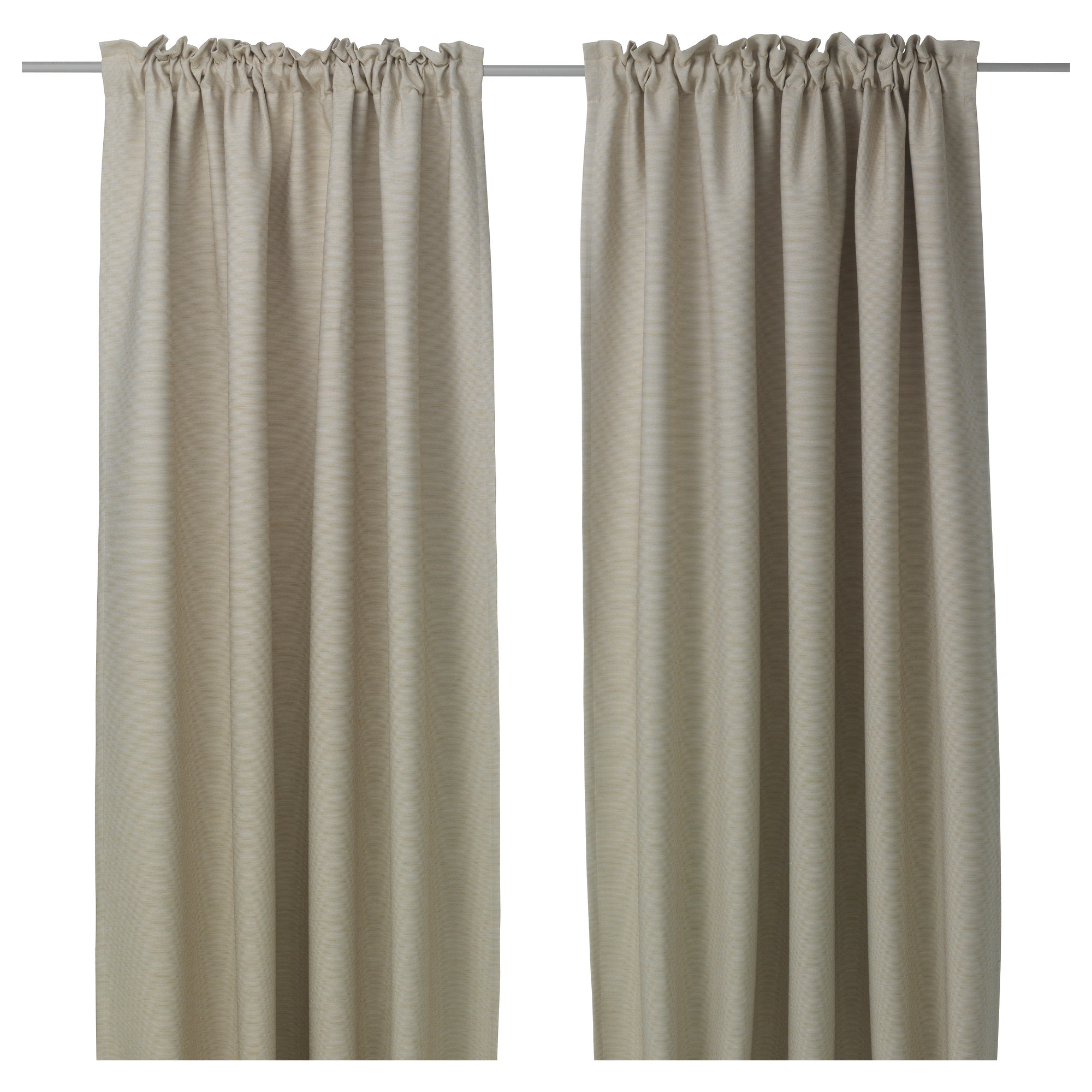 Vilborg Curtains Pair Ikea