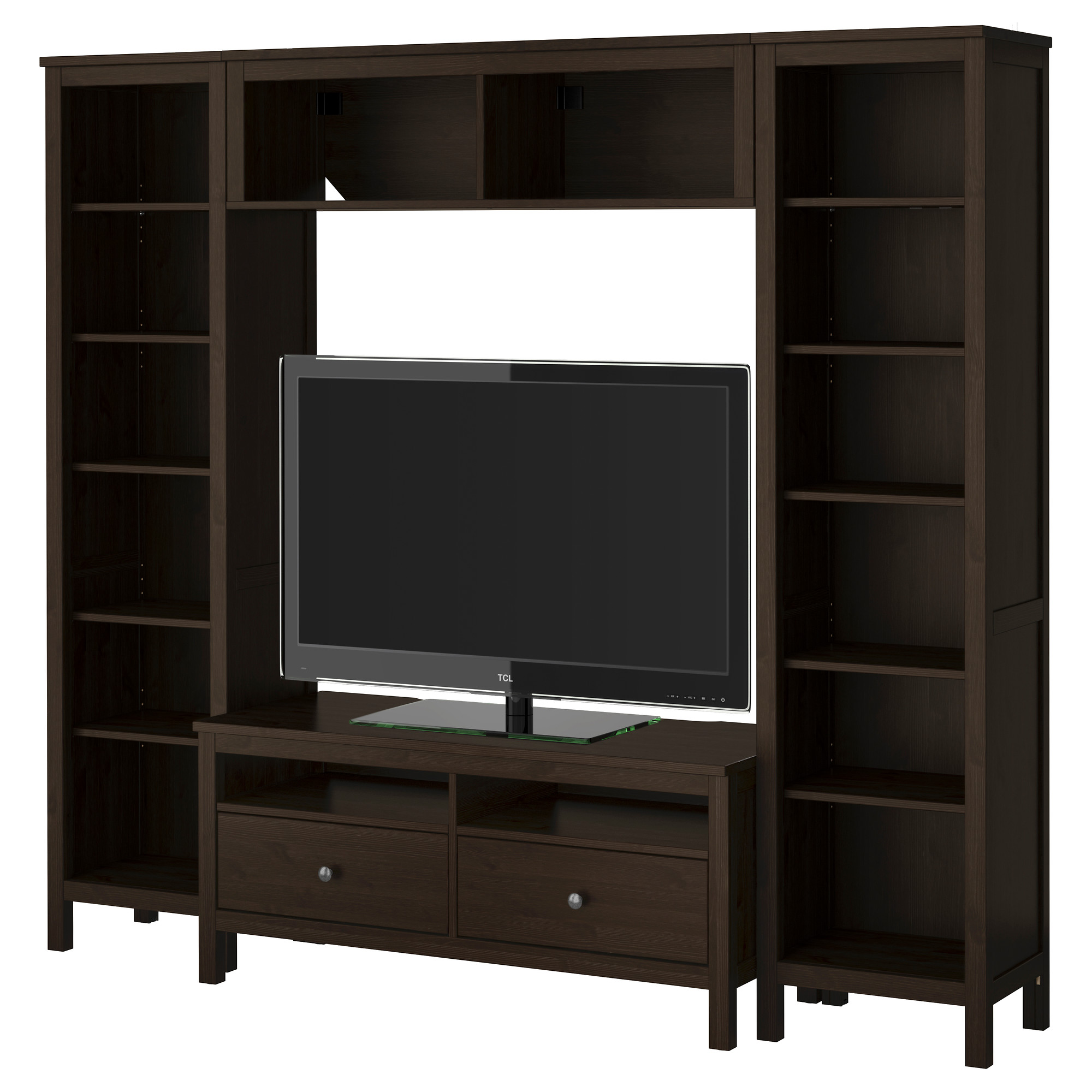 Hemnes Tv Stand Gray Brown : Ikea Hemnes Tv Stand Gray Brown 002 786271jpg Pictures