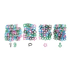 VÄLBEKANT paper clip, assorted colours, assorted designs Package quantity: 40 pack