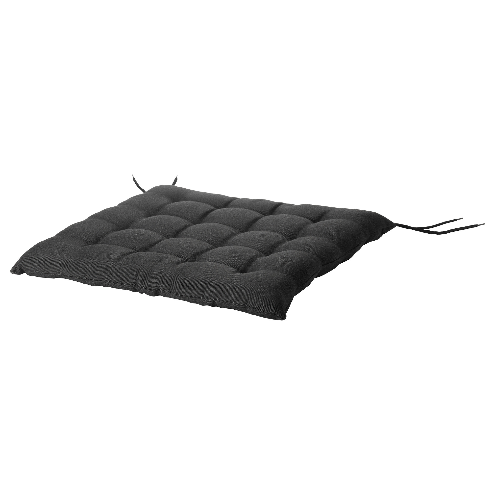 Cushions chair pads and more - H Ll Chair Pad Outdoor Black Width 20 Depth 20 Thickness