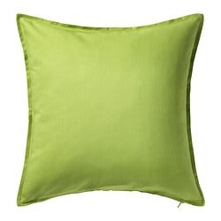 GURLI, Cushion cover, green
