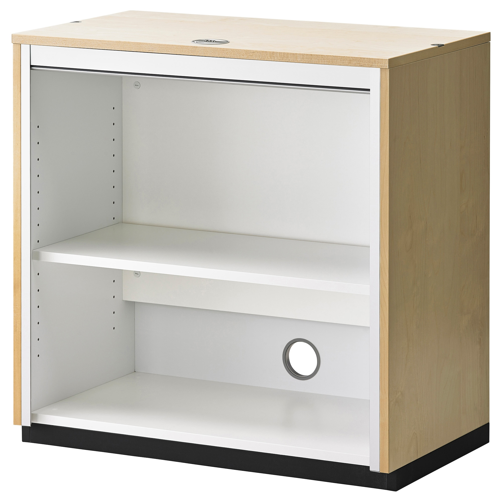 GALANT Roll-front cabinet - white - IKEA