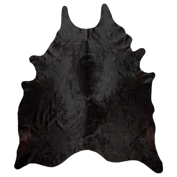 Cow Hide Koldby Black White