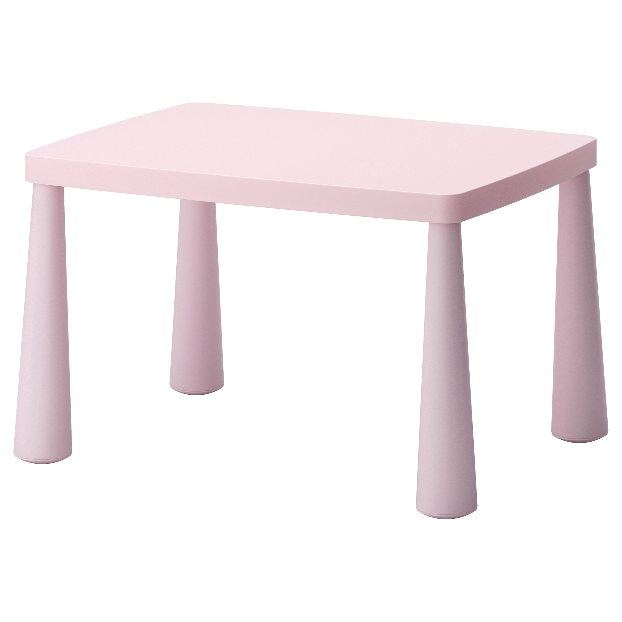 Ikea kids table and chairs - Mammut Children S Table Indoor Outdoor Light Pink Light Pink Length 30 3