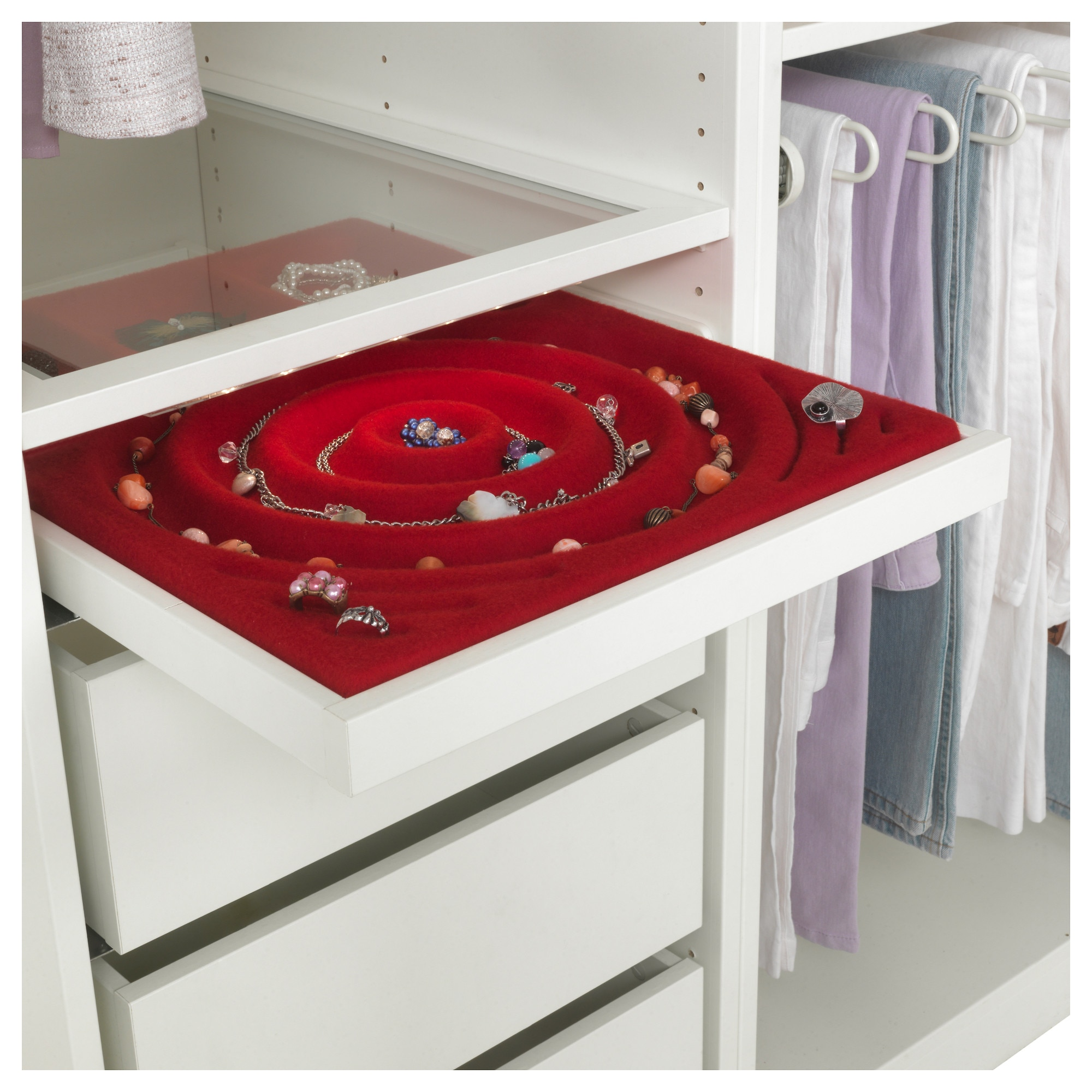 Komplement Pull Out Tray Ikea