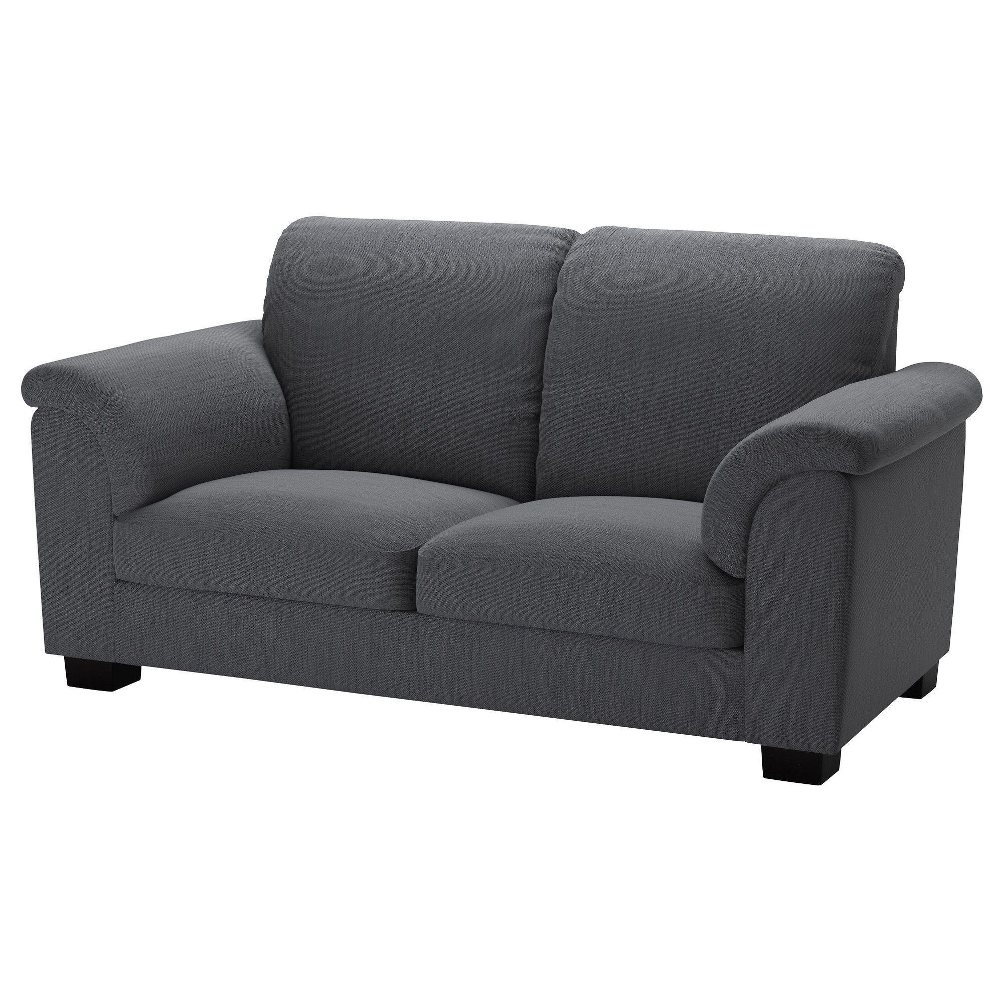 tidafors two seat sofa hensta grey ikea rh ikea com two seater sofa ikea two seater sofa design