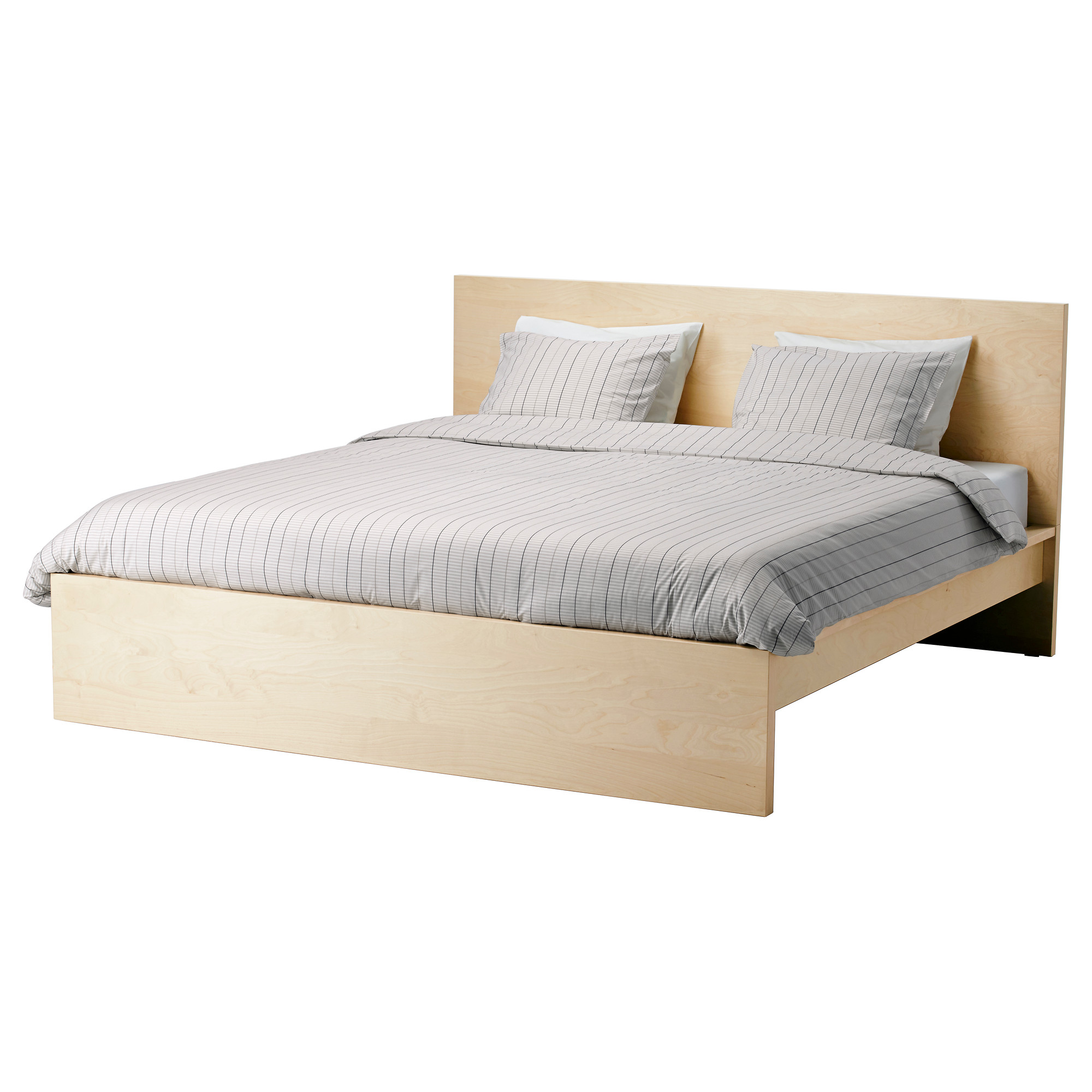 Wanted queen ikea malm bed frame similar victoria city for Queen bed frame and dresser set
