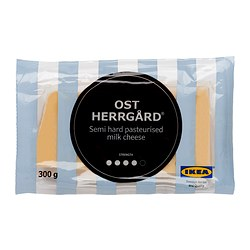 OST HERRGÅRD® semi-hard cheese Net weight: 300 g