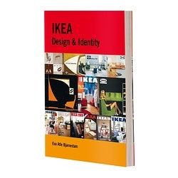 "IKEA - DESIGN AND IDENTITY book Width: 8 ¼ "" Height: 10 ¼ "" Width: 21.1 cm Height: 26 cm"