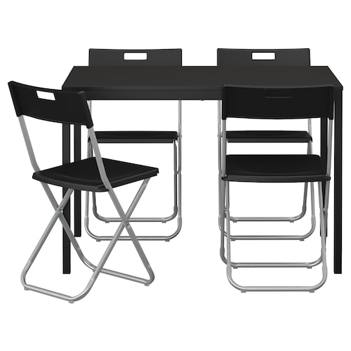 IKEA TÄRENDÖ / GUNDE Table and 4 chairs
