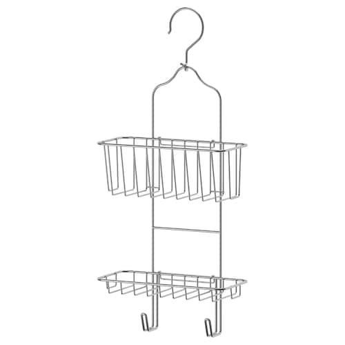 IKEA IMMELN Shower caddy, two tiers