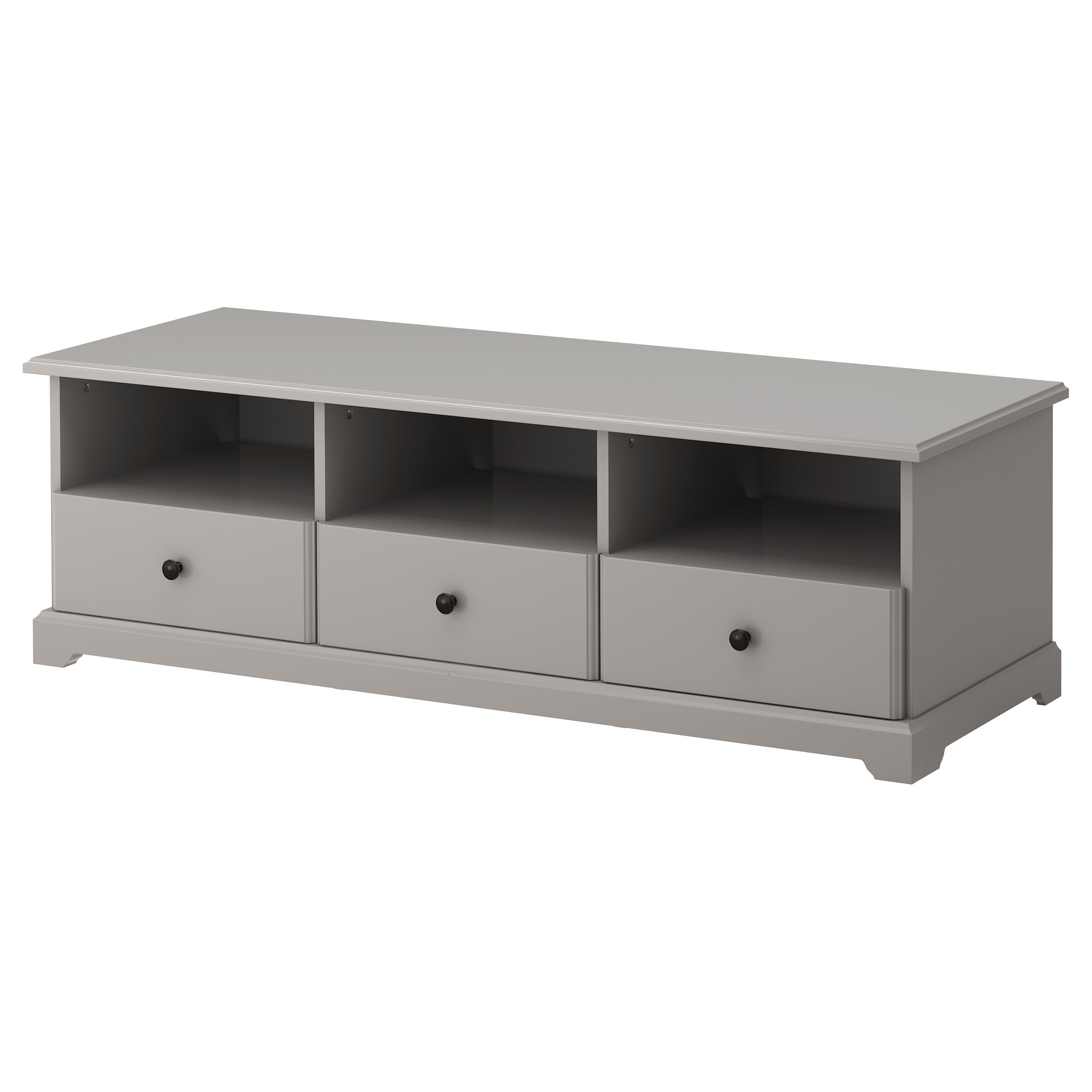 tv stand ikea black. liatorp tv unit, gray width: 57 1/8 \ tv stand ikea black e