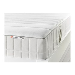 MYRBACKA Memory foam mattress $499.00