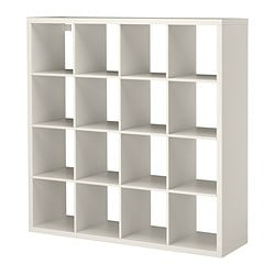 Regal ikea expedit  KALLAX Shelf unit - white - IKEA