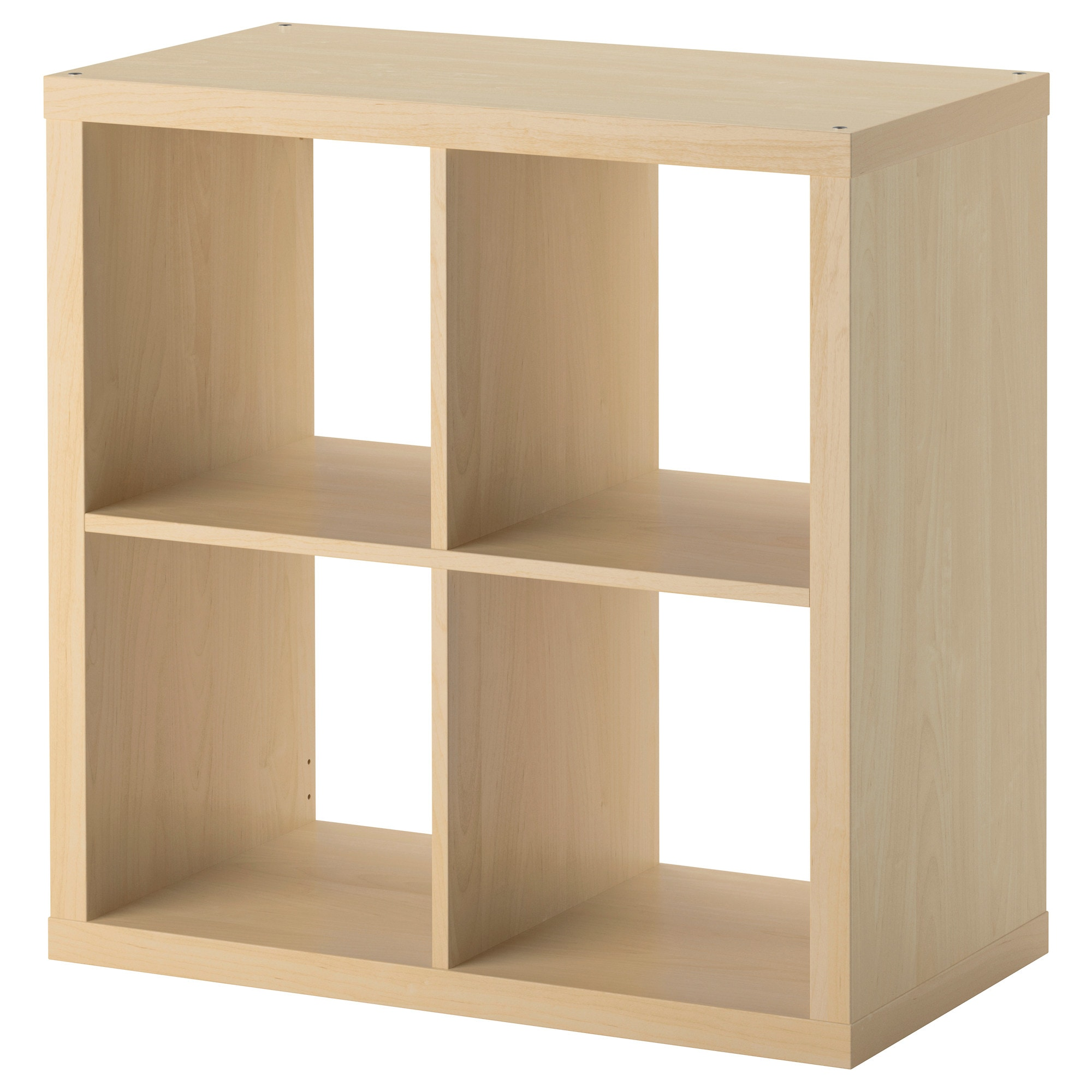 . KALLAX Shelf unit   birch effect   IKEA