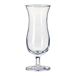 TILLTALA hurricane glass Height: 21 cm Volume: 46 cl