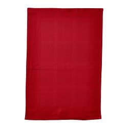 IRIS tea towel, red Length: 70 cm Width: 50 cm Package quantity: 2 pack