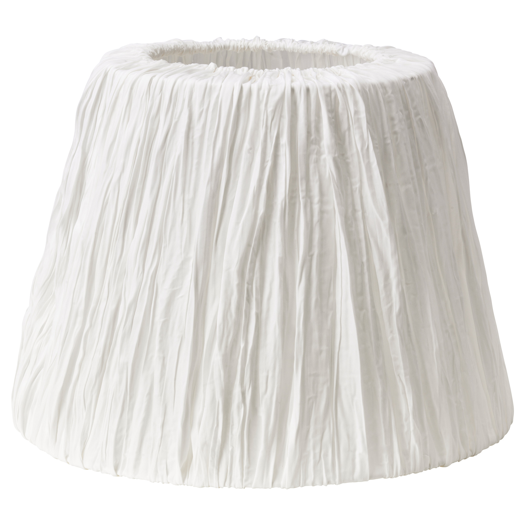HEMSTA lamp shade, white Height: 10