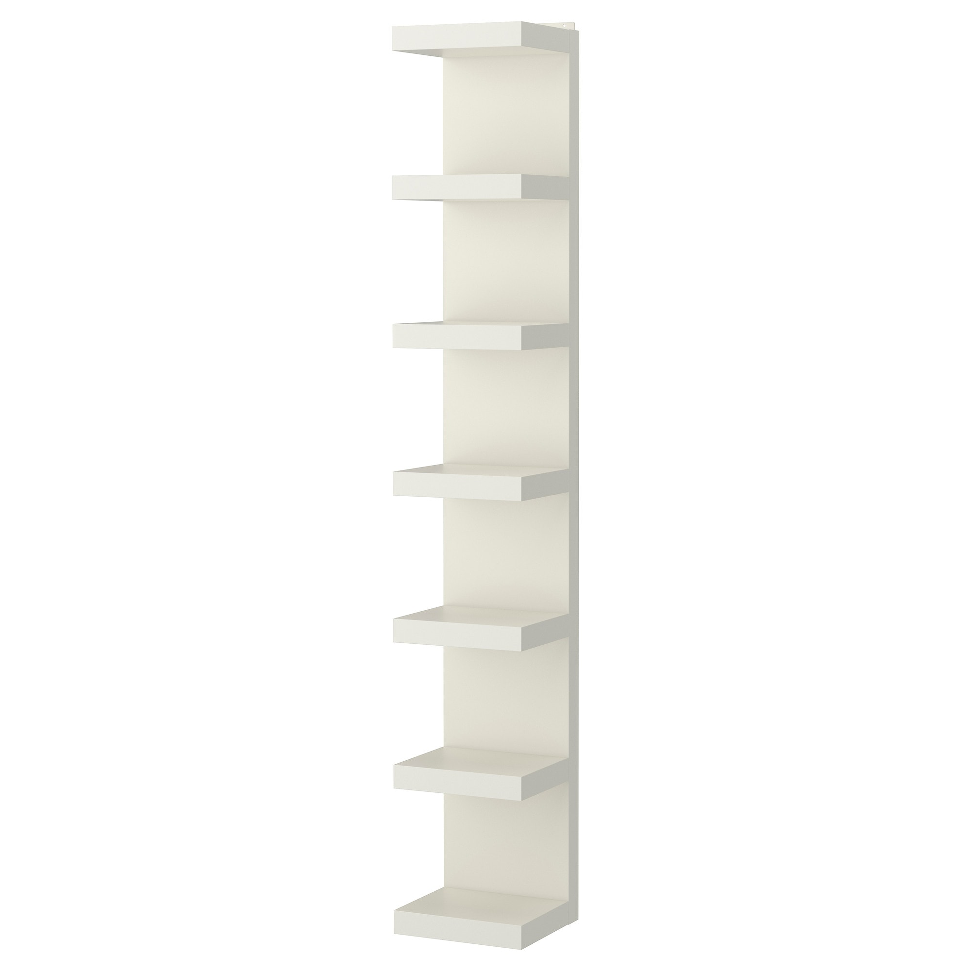 official photos f07bd ba007 Wall shelf unit LACK white