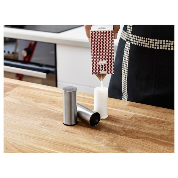 IKEA PLATS Salt/pepper shaker, set of 2