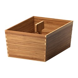 VARIERA Box with handle $24.90
