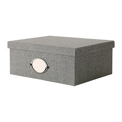 KVARNVIK Box with lid $19.99